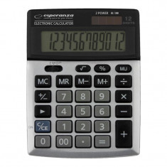 Calculator birou Newton Esperanza, display mare, 12 cifre