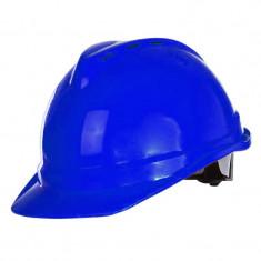 Casca de protectie industriala ventilata / albastru