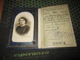 Carnet cfr an 1935 c18