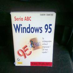 WINDOWS 95 - SHARON CRAWFORD
