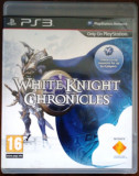 White Knight Chronicles, Ps3, original, alte sute de titluri, Actiune, 16+, Single player, Sony