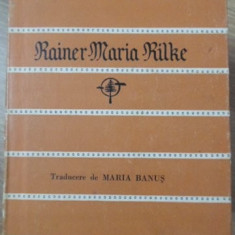 CELE MAI FRUMOASE POEZII - RAINER MARIA RILKE