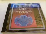 Schumann, Grieg -3077, CD