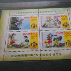 2005  LP 1686  CERCETASII ROMANIEI BLOC