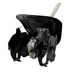 Cultivator pentru motocoasa Craft Tec, 26 mm x 9T, adaptor inclus foto