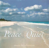 CD Sandro Mancino – Peace & Quiet: Music For Relaxation ,original, 1998
