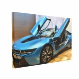 Cumpara ieftin Tablou Canvas BMW i8 Car, CanvasGift