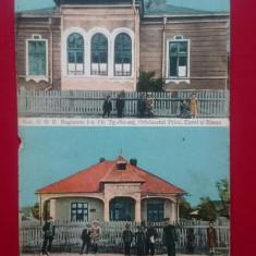 Tg.Neamt Vila Zosmer si Orfelinatul Princ.Carol si elena, Circulata, Printata, Piatra Neamt