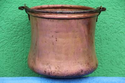Ceaun cupru 7,5 L foto