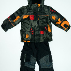 Costum ski—iarna, impermeabil, calduros, usor, EX 10 → baieti   3—4 ani   104 cm, Copii