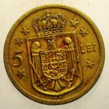 1.272 ROMANIA MIHAI I 5 LEI 1930 KN