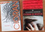 Razne de Emil Cioran și Cioran și muzica -selecție texte Aurel Cioran