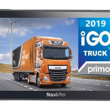 "NAVIGATII GPS 7""HD, 16 GB, 256ram,SPECIAL CAMION, 945 Mhz, - Primo TRUCK FULL EU"
