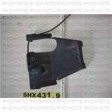 Cumpara ieftin Carena plastic caroserie dedesupt sub sa Kymco Agility 50cc 2007 - 2010