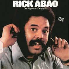 Rick Abao - Der Jager Aus Churpfalz - Live (Vinyl)