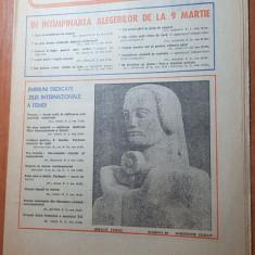 Revista radio-tv saptamana 2-8 martie 1975