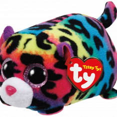 Jucarie de plus TY 10 cm Teeny TYS Leopardul Jelly
