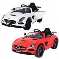 Masina cu acumulator, Mercedes-Benz SLS AMG