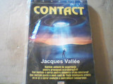 Jacques Vallee - CONTACT { 2018 } / in tipla, Alta editura