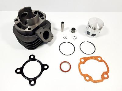 Kit Cilindru Set Motor Scuter Aprilia Scarabeo 80cc RACIRE AER foto