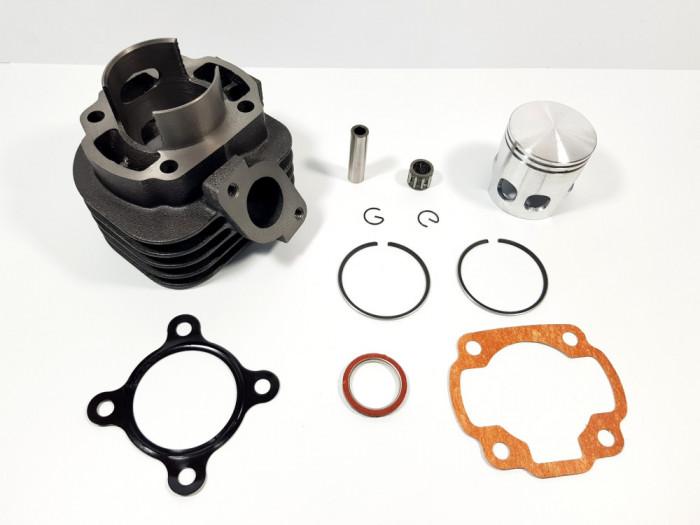 Kit Cilindru Set Motor Scuter Aprilia Scarabeo 80cc RACIRE AER