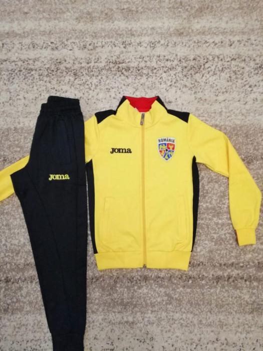 Trening Nationala Romaniei - Romania Bluza si pantaloni conici -  COPII 5-14 ANI