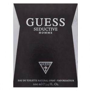 Guess Seductive Homme eau de Toilette pentru barbati 100 ml