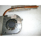 Cooler - ventilator , heatsink -radiator laptop Toshiba Satellite P200