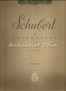 4 Impromptus Op. 90 - Schubert