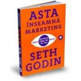 Asta inseamna marketing. Nu poti fi vazut pana nu inveti sa vezi - Seth Godin