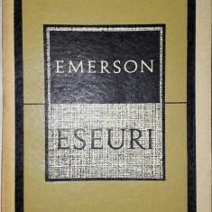 Emerson - Eseuri