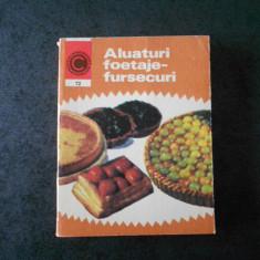 NATALIA TAUTU STANESCU - ALUATURI FOETAJE FURSECURI