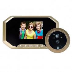 Vizor electronic cu ecran color TFT, memorare pe card SD
