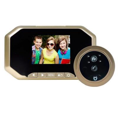 Vizor electronic cu ecran color TFT, memorare pe card SD foto