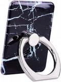 Cumpara ieftin Suport telefon Diamonds tip inel metalic model Black Marble
