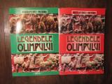 Legendele Olimpului: Zeii * Eroii - Alexandru Mitru (2 vol.)