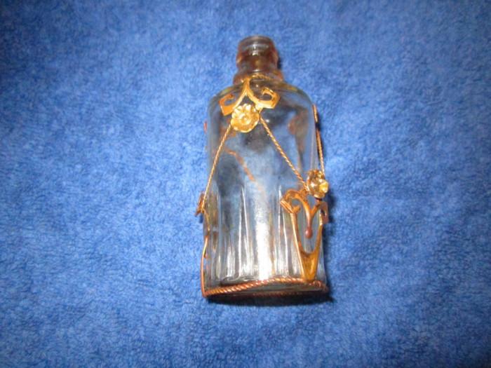 sticluta de parfum rara din comunism n220