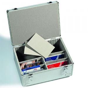Cufar aluminiu CARGO MULTI XL pentru carti postale/seturi monede