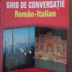 GHID DE CONVERSATIE ROMAN ITALIAN - GHEORGHE BEJAN