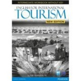 English for International Tourism Intermediate New Edition Workbook without Key and Audio CD Pack - Louis Harrison