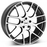 Jante MERCEDES C-KLASSE 8J x 19 Inch 5X112 et42 - Mak Nurburg Black Mirror - pret / buc