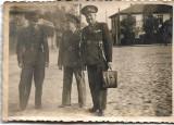 Fotografie ofiter roman cu stilet 1942 al doilea razboi mondial