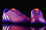 Ghete sintetic adidas, 38.5, Multicolor
