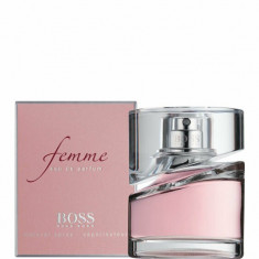 Apa de parfum Hugo Boss Femme, 75 ml, Pentru Femei