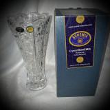 Vază din cristal Bhoiemia.
