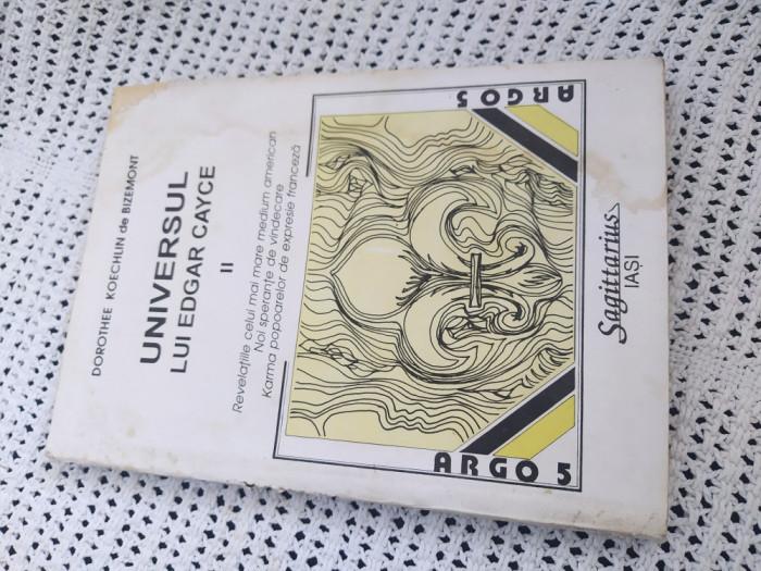 # Universul lui Edgar Cayce, volumul II - Dorothee Koechlin de Bizemont
