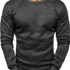 Bluză bărbați negru Bolf 2001-1