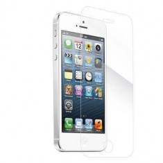 Folie de sticla Apple iPhone 5/5S/SE, Elegance Luxury transparenta