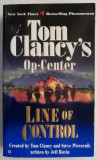 Op-Center Line of Control - Tom Clancy