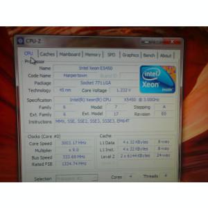 Kit placa baza Gigabyte+cpu X5450(Q9650)-4x3.0Ghz+!8Gb DDR3+cooler L131